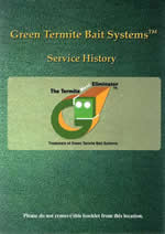 Cover Service History Book